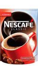 Кофе растворимый «Nescafe Classic» 150 гр.