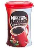 Кофе растворимый «Nescafe Classic» 120 гр.