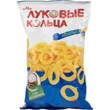 Луковые кольца «Сметана лук» 100 гр.