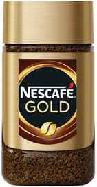 Кофе растворимый «Nescafe Gold» 47,5 гр.