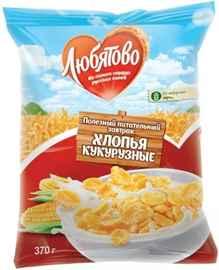 Хлопья «Любятово кукурузные» 300 гр.
