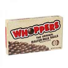 Шоколадные шарики «Whoppers» 141,7 гр.