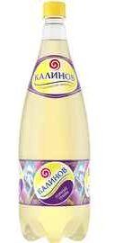 Газированный напиток «Лимонад Калинов Горные травы»