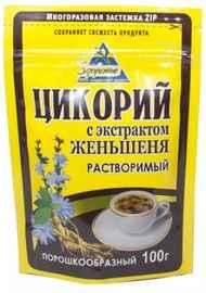 Цикорий растворимый «Здоровье» 100 гр.
