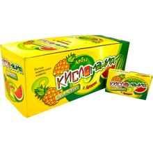 Жевательные конфеты «КИСЛОМАНИЯ дабл фрукт» 16 гр.