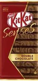 Шоколад «KitKat Senses Double Chocolate» 112 гр.