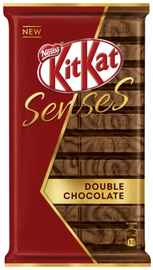 Шоколад «KitKat Senses Double Chocolate» 112 гр.