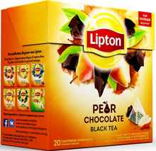 Чай пакетированный «Lipton Pear Chocolate» 20 пирамидок