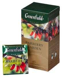 Чай пакетированный «Гринфилд Барберри гарден» 25 пакетиков