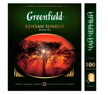Чай листовой «Гринфилд Голден цейлон» 100 гр.