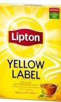 Чай пакетированный «Yellow Label» 100 пакетиков