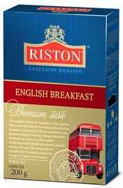 Чай листовой «Riston Английский Завтрак черный листовой» 200 гр.