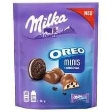 Конфеты «Milka Oreo Minis Original» 153 гр.