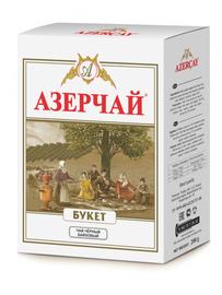 Чай листовой «Азерчай черный байховый» 200 гр.
