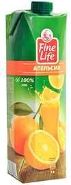 Сок «Fine Life Апельсин»