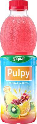 Сок «Pulpy Тропический, 1 л»