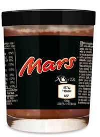 Шоколадная паста «Mars»