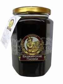 Мёд «Мёд Башкирские пасеки Сотка гречишный» 250 гр.