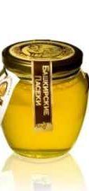 Мёд «Мёд Башкирские пасеки Горшочек гречишный» 180 гр.