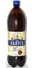 Пиво «Моя калуга живое» 1,5 л.