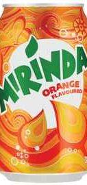 Газированный напиток «Миринда» 0,33 л.