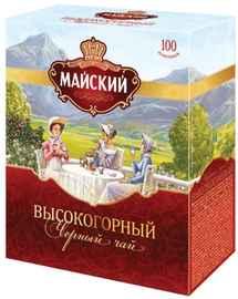 Чай пакетированный «Майский отборный» 100 пакетиков