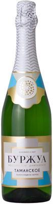 Шампанское белое полусладкое «Буржуа Таманское»