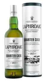 Виски шотландский «Laphroaig Quarter Cask» в тубе