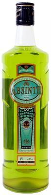 Абсент «Palirna u Zeleneho Stromu Absinth, 0.7 л»