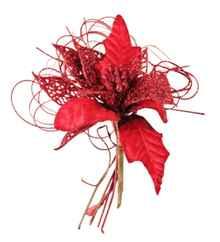 Декор «Pick Stella Natale Rosso»