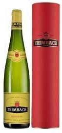 Вино белое сухое «Trimbach Riesling» в тубе