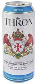 Пиво «Thron Lager»