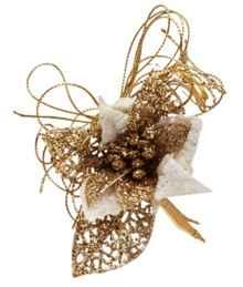 Декор «Pick Stella Natale Oro»