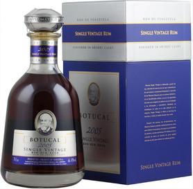 Ром «Botucal Single Vintage» 2005 г., в подарочной упаковке
