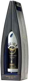 Водка «Beluga Transatlantic Racing» в кожаной подарочной упаковке