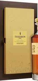 Коньяк французкий «Tesseron Extra Legend» в подарочной упаковке