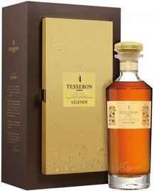 Коньяк французский «Tesseron Extra Legend» в подарочной упаковке