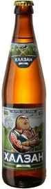 Пиво «Халзан» 0,5 л.
