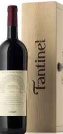 Вино красное сухое «Fantinel Refosco» 2013 г., в подарочной упаковке