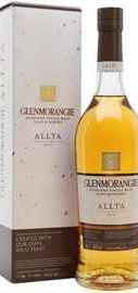 Виски шотландский «Glenmorangie Allta» в подарочной упаковке