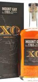 Ром «Mount Gay ХО Extra old Reserve Cask» в подарочной упаковке