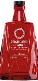 Виски шотландский «Highland Park Fire Edition 15 Years Old»