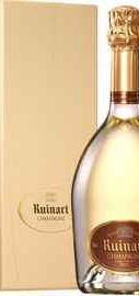Шампанское белое сухое «Ruinart Blanc de Blancs» в подарочной упаковке