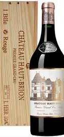 Вино красное сухое «Chateau Haut-Brion Rouge» 2016 г., в подарочной упаковке