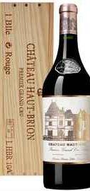 Вино красное сухое «Chateau Haut-Brion Rouge 1-er Grand Cru Classe» 2011 г., в подарочной упаковке