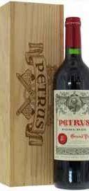 Вино красное сухое «Petrus Pomerol» 2016 г., в подарочной упаковке