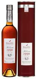 Коньяк «Domaine Chateau de Fontpinot 20 Y.O. Grande Champagne Premier Grand Cru» 1990 г., в тубе