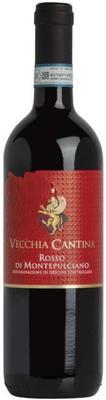Вино красное сухое «Rosso Montepulciano Bio» 2016 г.