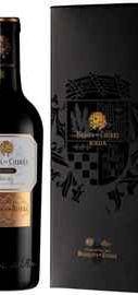 Вино красное сухое «Baron de Chirel Reserva» 2015 г., в подарочной упаковке