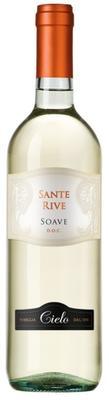 Вино белое сухое «Sante Rive Soave» 2019 г.